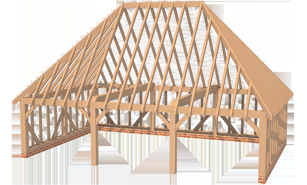 Greenacre Oak Oak Timber Frames
